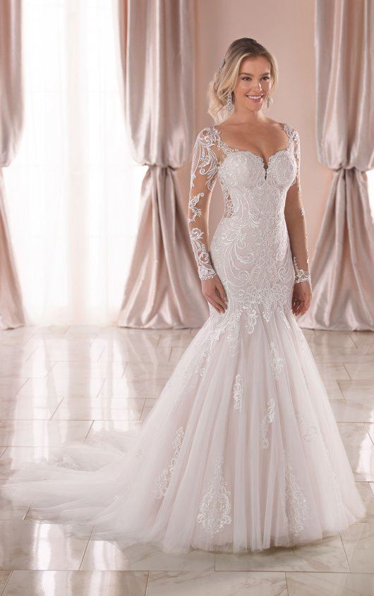 Gentry - Size 16 - Ivory/Moscato - $1699 - Sample Price $1399