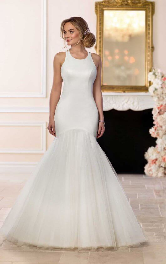 Grayson - Size 10 - Ivory - $1499 - Sample Price $899