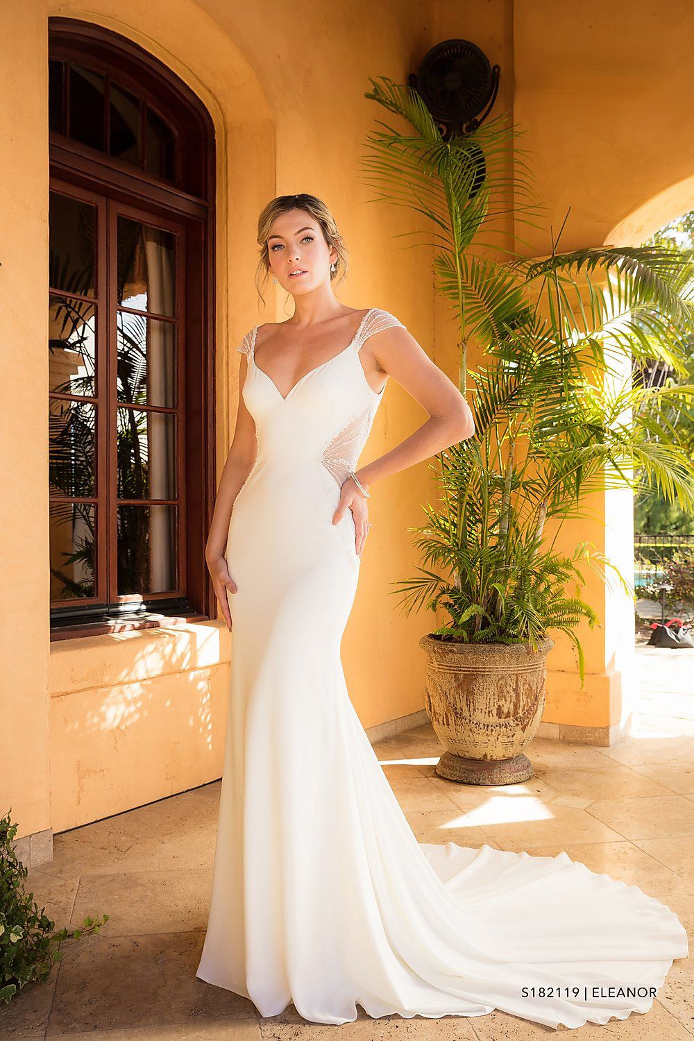 Emmie - Size 12 - Ivory - $1499 - Sample price $1299