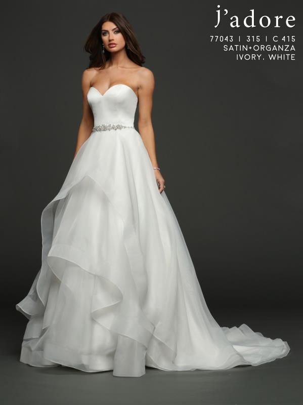 Jadyn - Size 16 - Ivory - $1099 - Sample Price $499